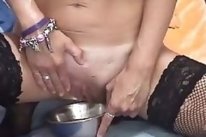Very Sexy WebCam Girl Pissing And...